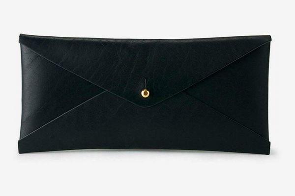 J.W. Hulme Leather Envelope