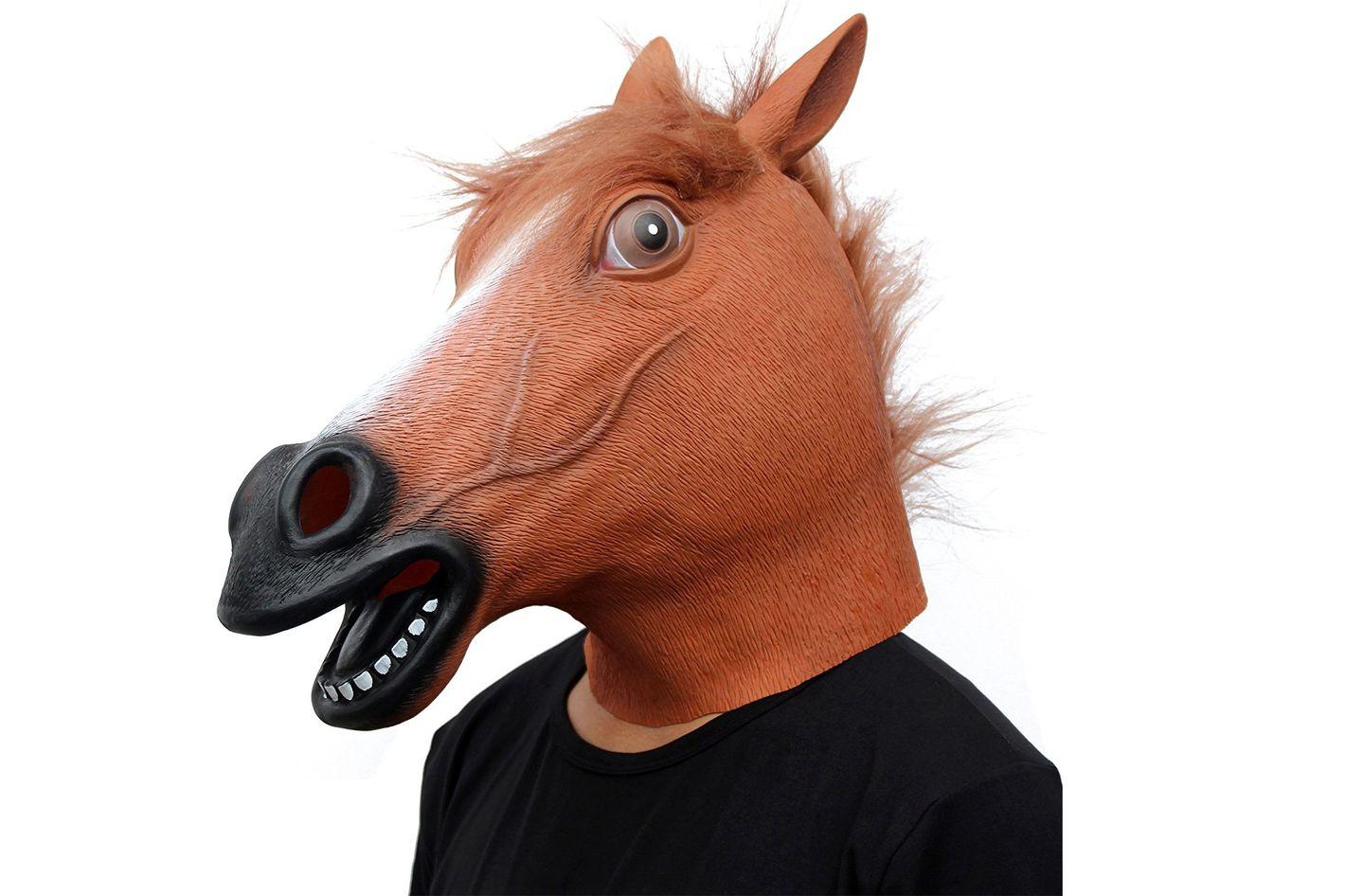 Best Horse Halloween Mask