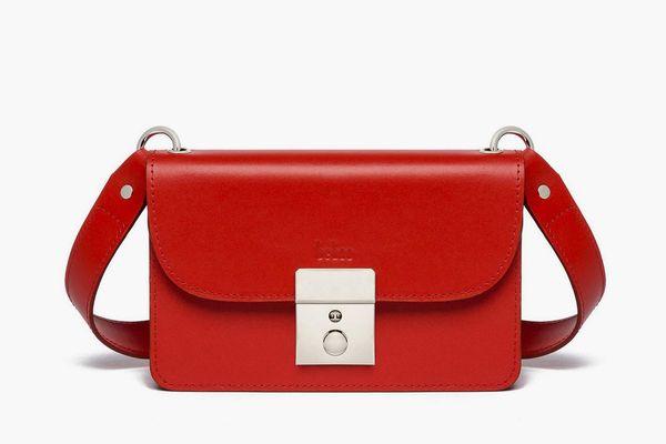 Amanda Belt Bag Nappa Red