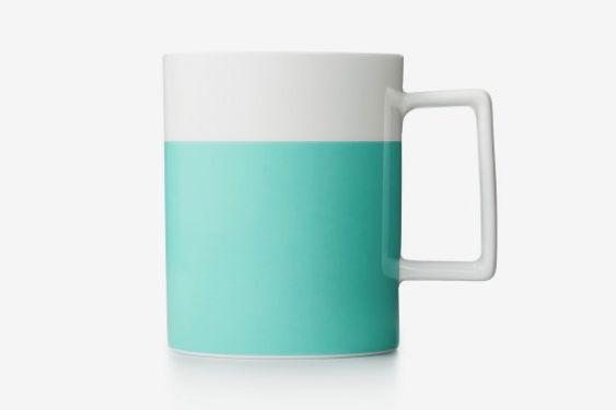 Tiffany & Co. Color Block Mug