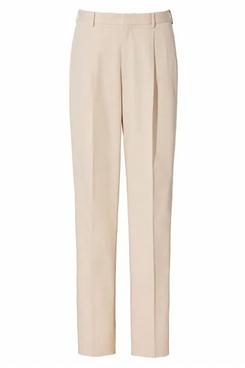 Uniqlo J+ Pleated Tapered Pants