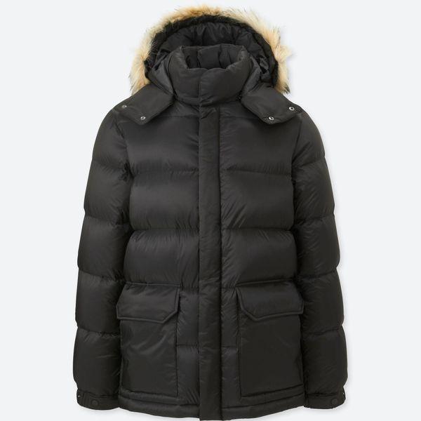 Uniqlo Men's Down Jacket