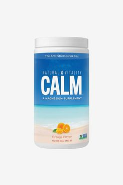 Natural Vitality Calm Magnesium Citrate Supplement