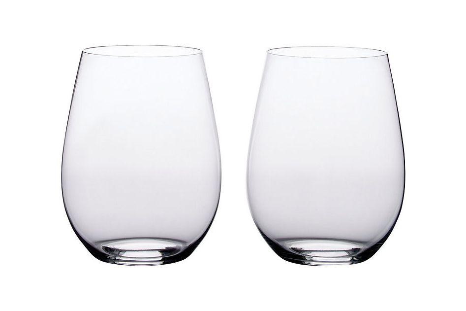 Riedel Set of Big O Cabernet Glasses
