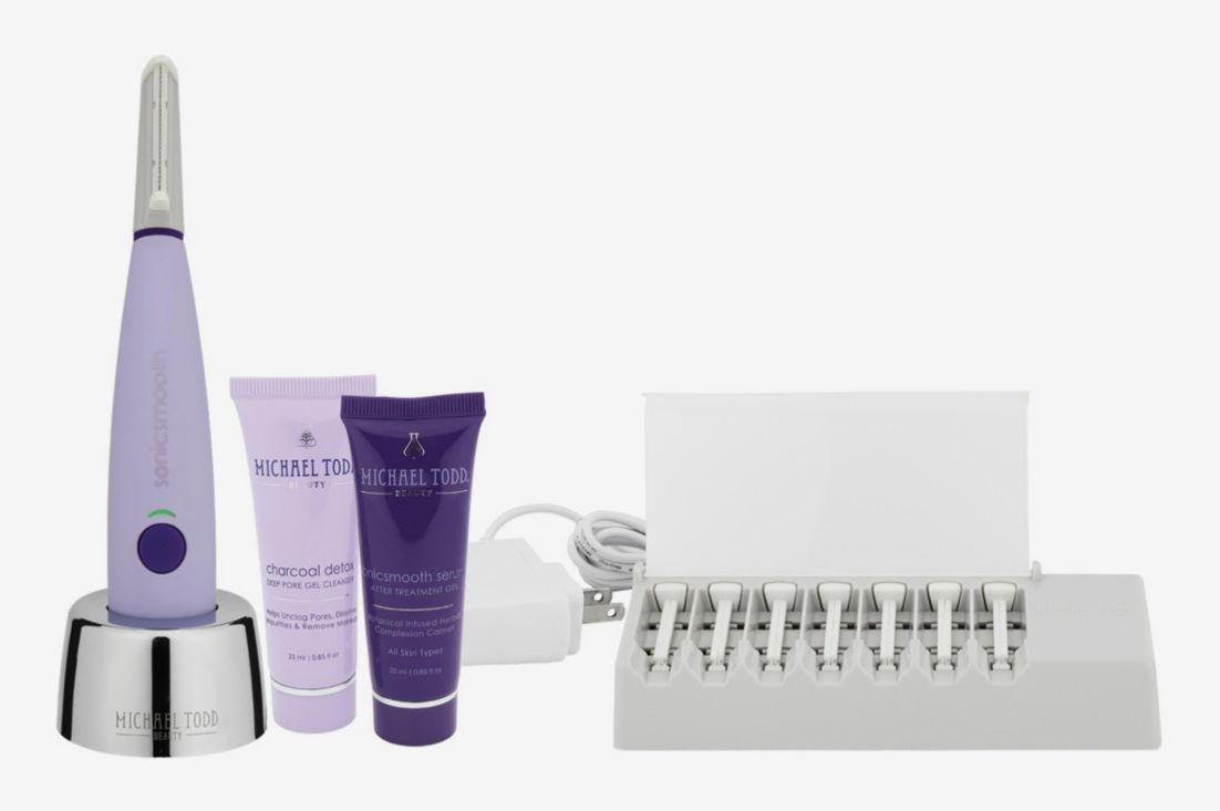 Michael Todd Beauty Sonicsmooth Sonic Dermaplaning & Exfoliation System