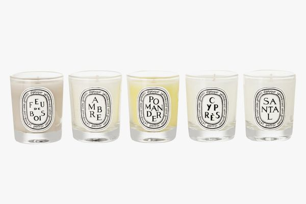Diptyque Set of Five Candles