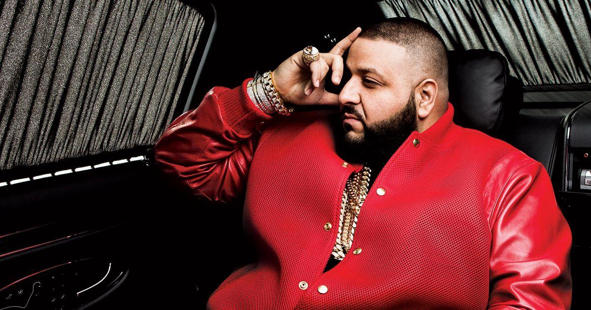 Calvin Harris Is Featured On DJ Khaled's New Album 'Grateful'