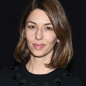 Director Sofia Coppola.