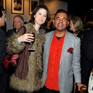 Priyantha Silva at the Opening Night of the 57th Annual WINTER ANTIQUES SHOW, January 20, 2011.