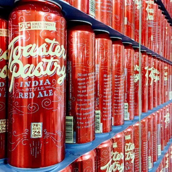 Pop-Tarts Are Next in the Breakfast-Food-As-Beer Trend