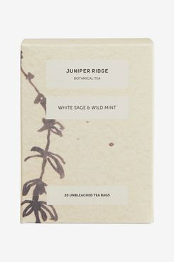 Juniper Ridge White Sage and Wild Mint Botanical Tea