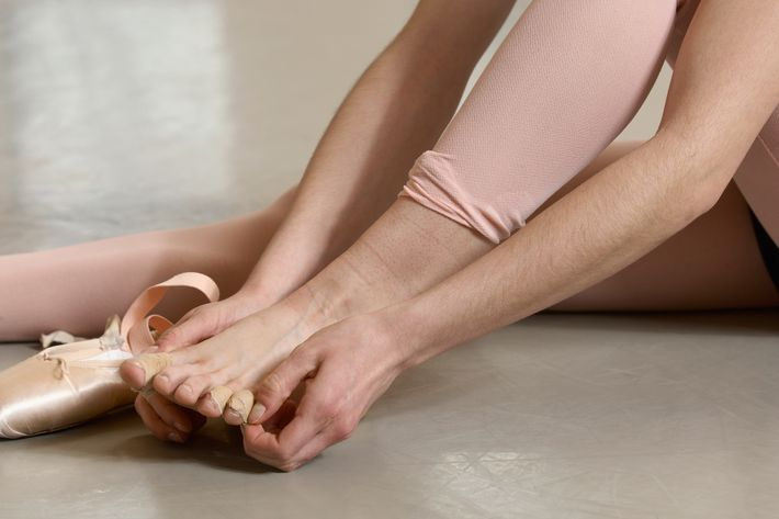 Dancers Share Secrets About Fixing Up Your Gnarled Feet