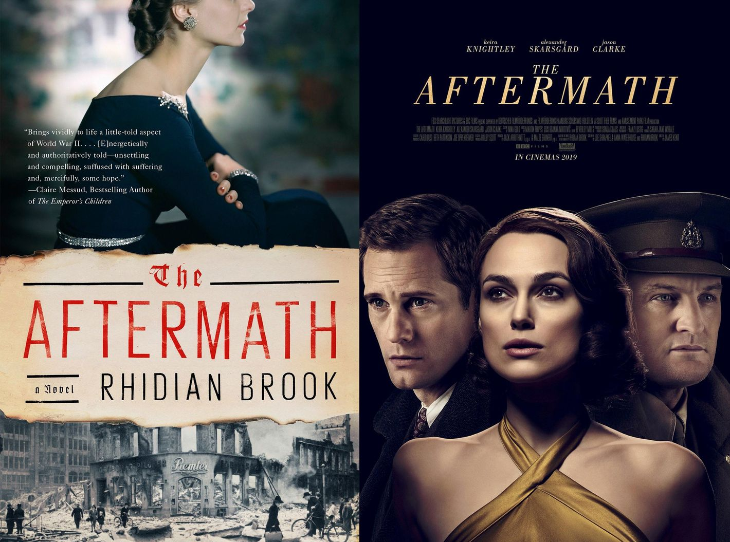 19 Movies Based on Books Coming Out in 2019
