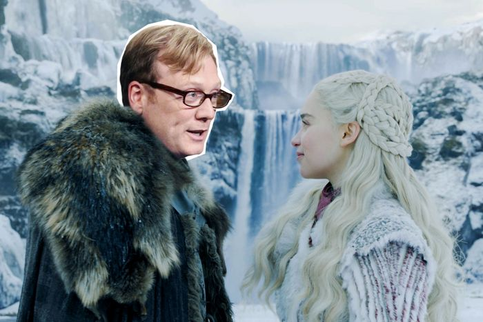 dbc75b990aaa Andy Daly on Game of Thrones  I Was Told the Golden Company Had Elephants!