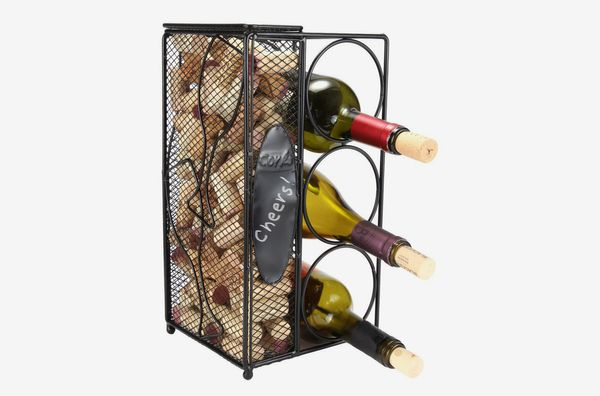 Home-X Keepsake Wine Cork Holder