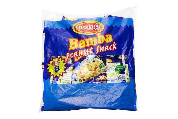 Bamba Peanut Snack, 8 Count