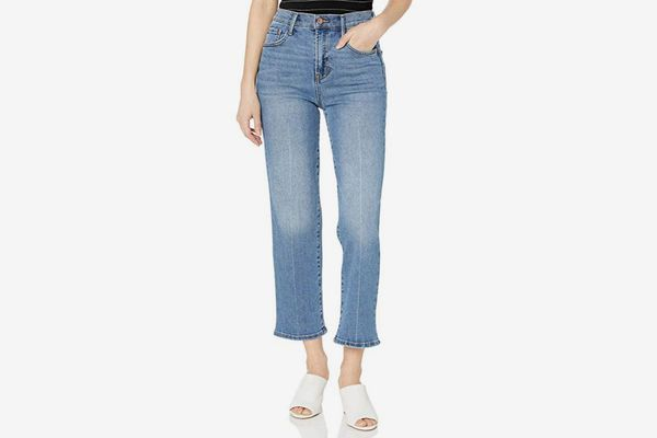 Jessica Simpson Women's Infinite High Waist Straight Leg Crop