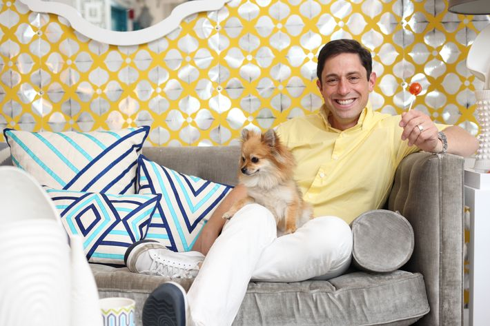 Jonathan Adler (the person, not the drink).