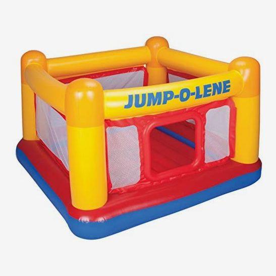 Intex Playhouse Jump-O-Lene Inflatable Bouncer