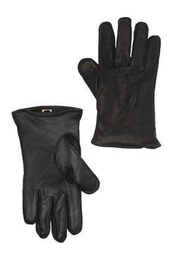 UGG Wrangell Fur Lined Smart Gloves