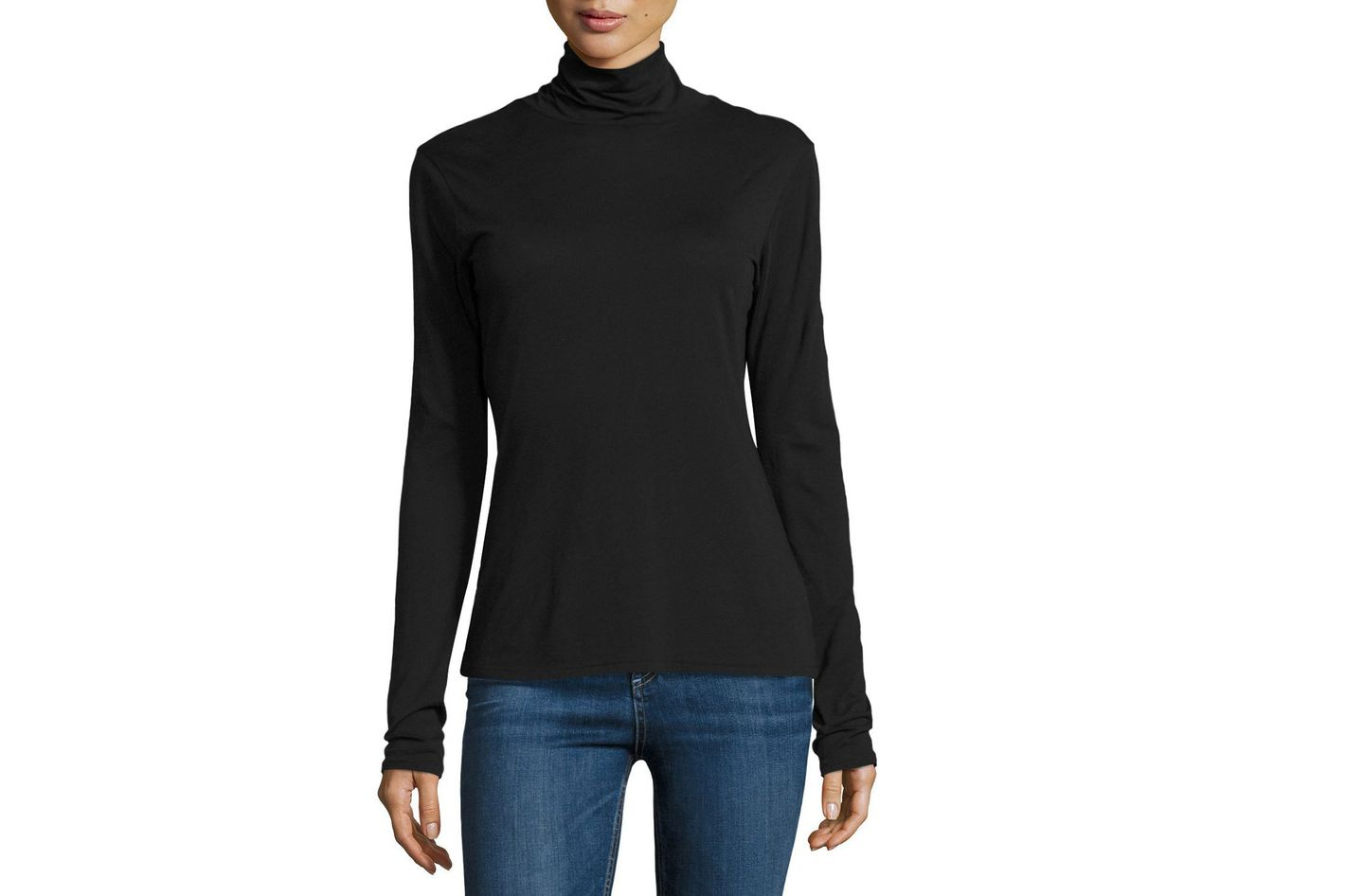 rag & bone/JEAN Base Turtleneck Top