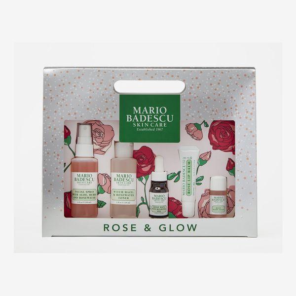 Mario Badescu 5-Pc. Rose & Glow Set