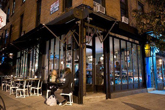 The restaurant opened last August.