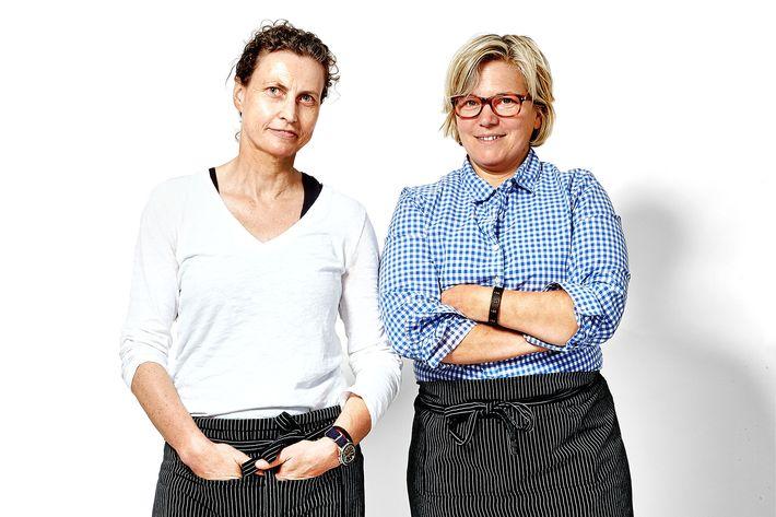 Co-owners Rita Sodi and Jody Williams.