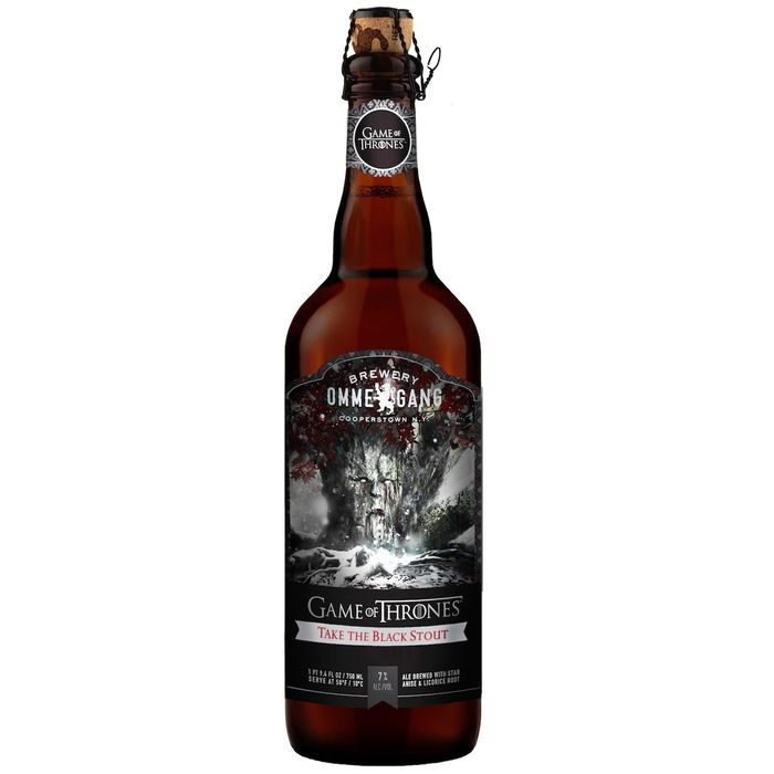 That's a weirwood tree on the label.