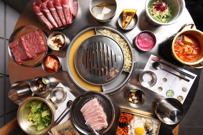 The absolute best korean bbq in nyc for Accord asian cuisine nyc