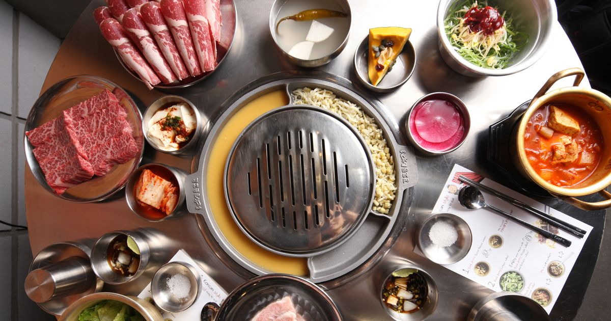 The Absolute Best Korean Barbecue in New York