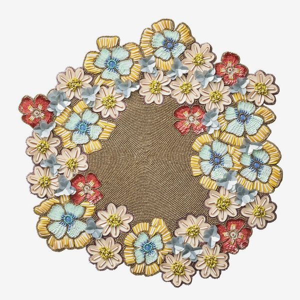 Kim Seybert Bouquet Placemat in Multi
