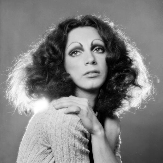 Warhol Star Holly Woodlawn