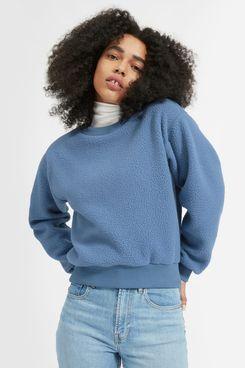 Everlane The ReNew Fleece Oversized Sweatshirt