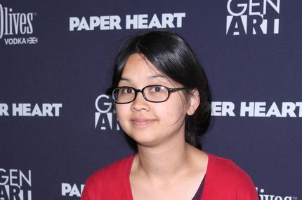 Charlyne Yi==New York Red Carpet Premiere of PAPER HEART, Presented by GEN ART and THREE-O VODKA==AMC Loews 19th Street, NYC==August 05, 2009==?Patrick McMullan==Photo-JIMI CELESTE/patrickmcmullan.com== ==