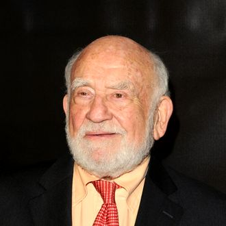 Ed Asner attends the
