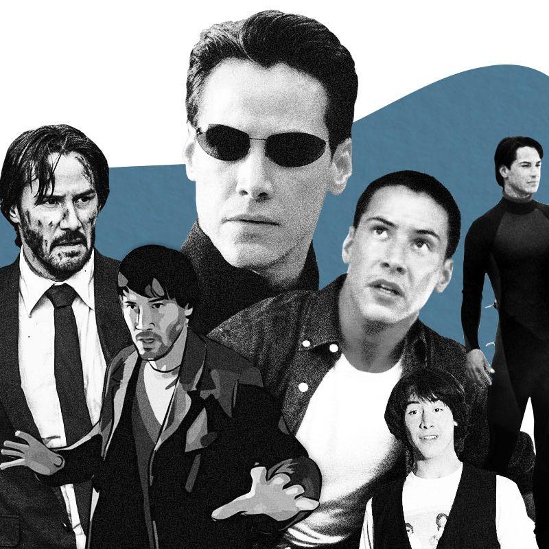 The Best Keanu Reeves Movies Ranked