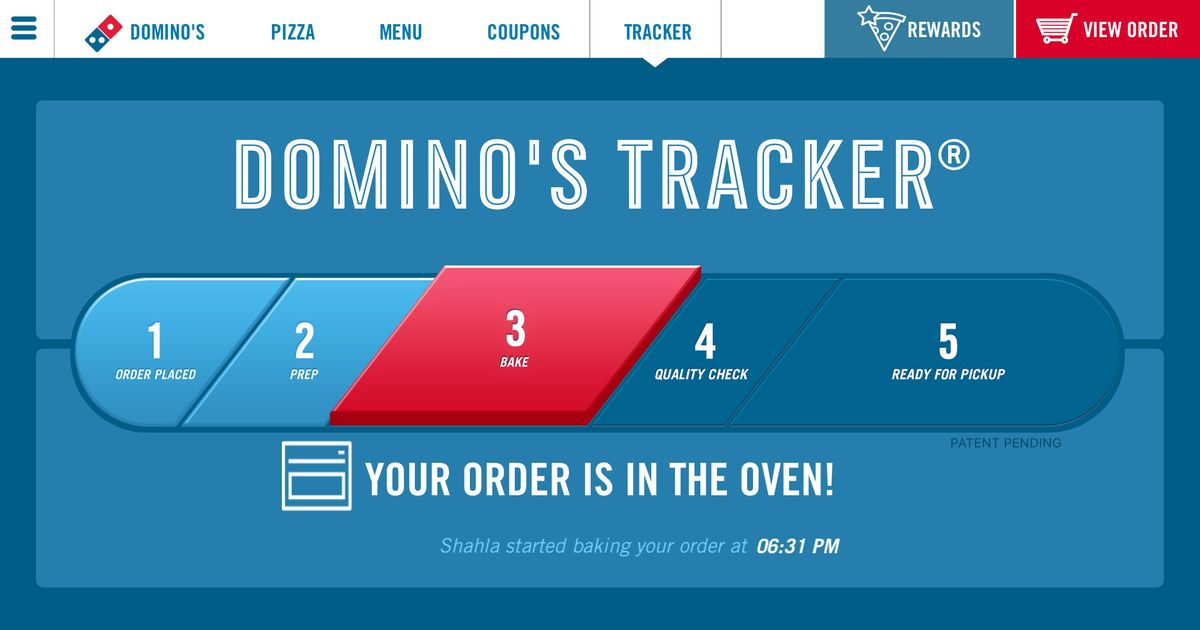 App Truthers Claim Domino S Lies About Who Makes Their Pizza