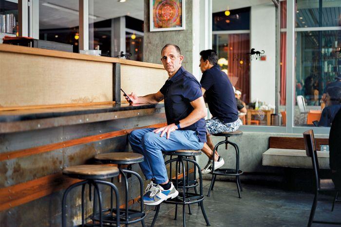 Keith Rabois, a partner at Founders Fund. Photo: Ysa Pérez