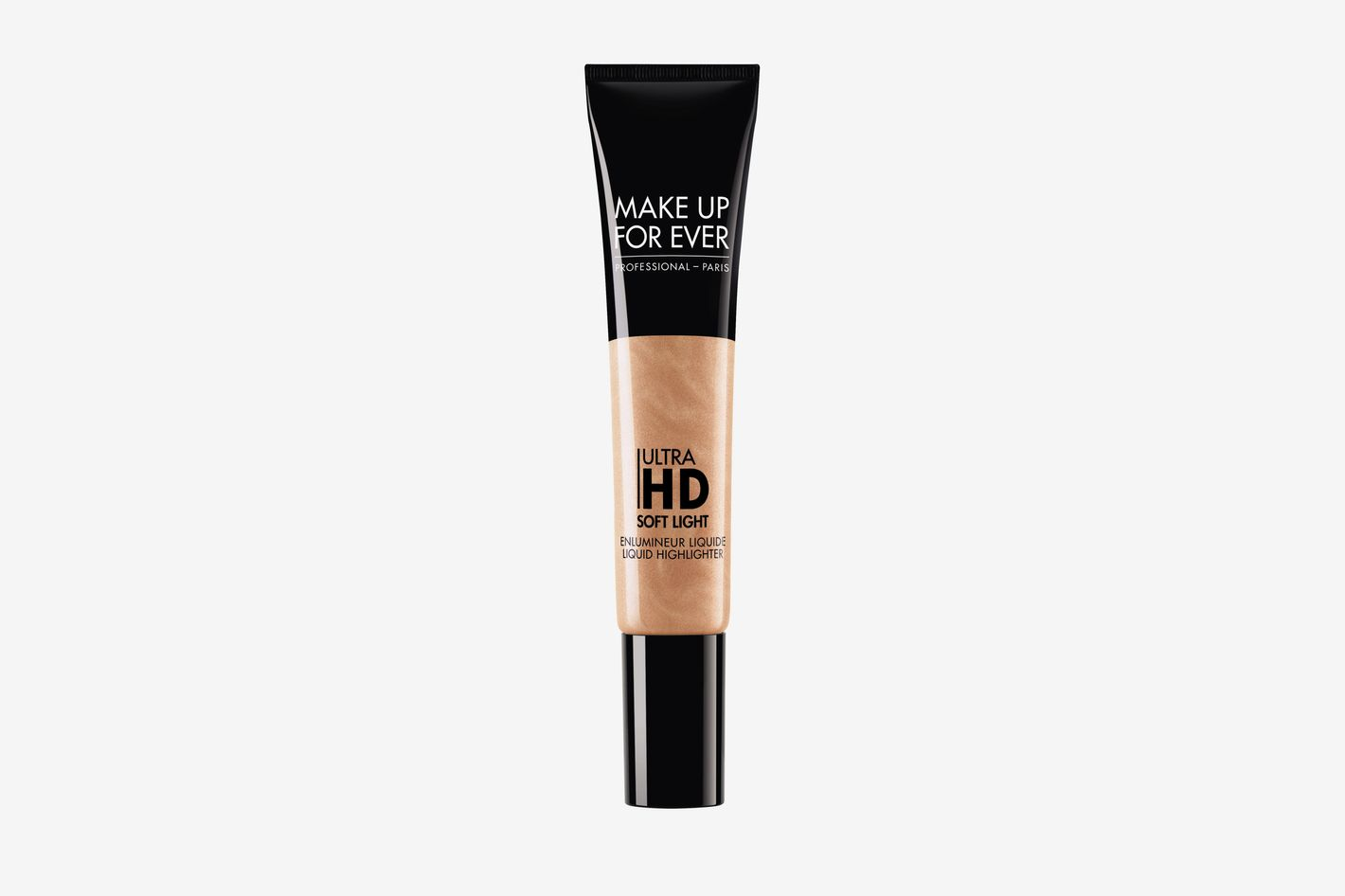 Ultra HD Soft Light Golden Copper