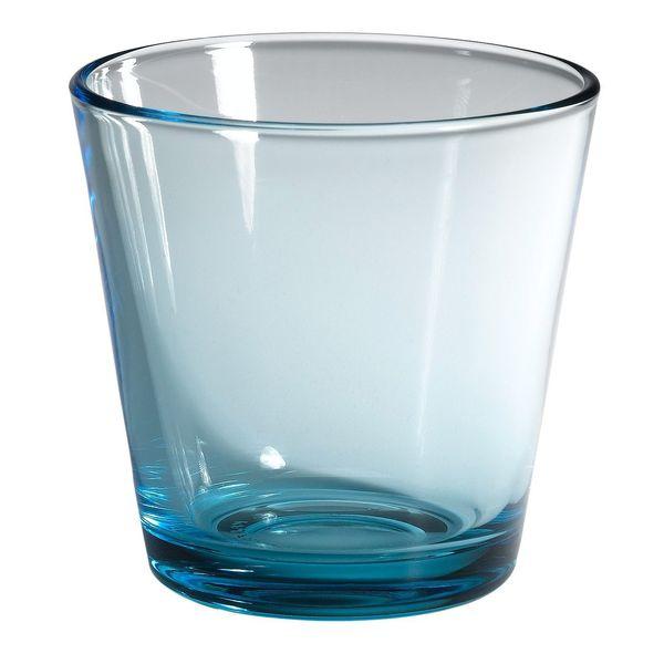Iittala Kartio 7 oz. Tumblers in Light Blue (Set of 2)