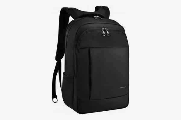 Kopack Deluxe Black Waterproof Laptop Backpack