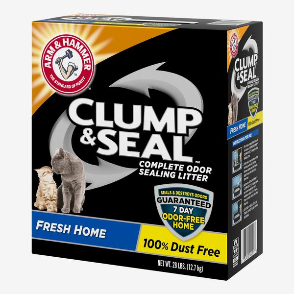 Arm & Hammer Litter Clump & Seal Fresh Home Litter