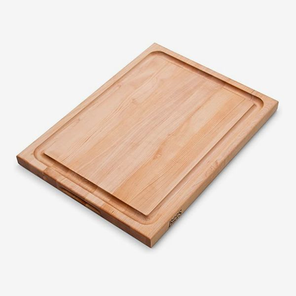 John Boos Maple Cutting Board with Juice Groove