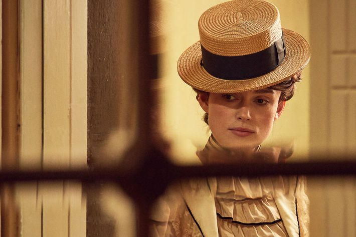 Review: Keira Knightle...