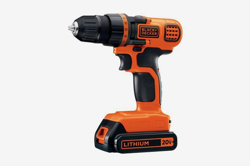 BLACK+DECKER LDX120C 20V MAX Lithium Ion Drill