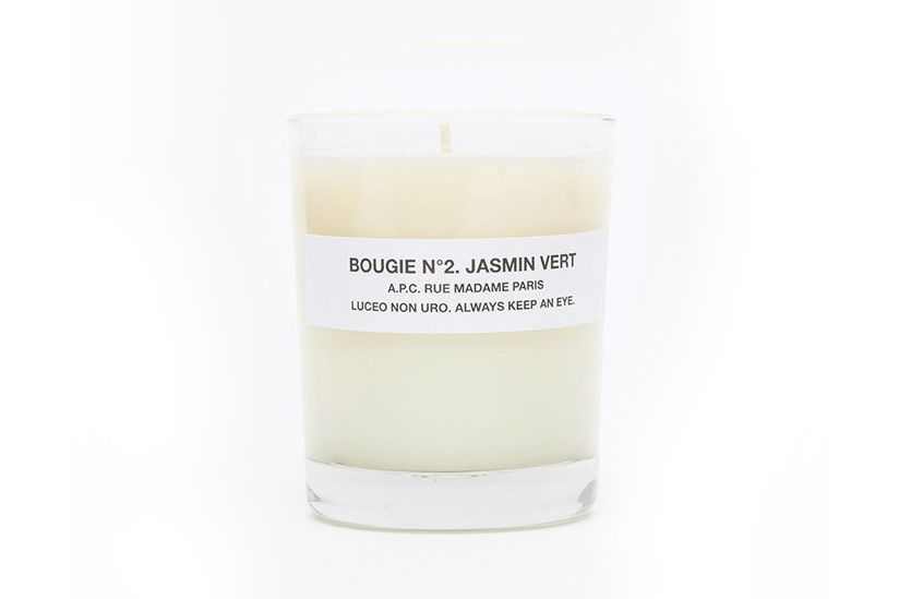 A.P.C. Scented Candle in Jasmin Vert