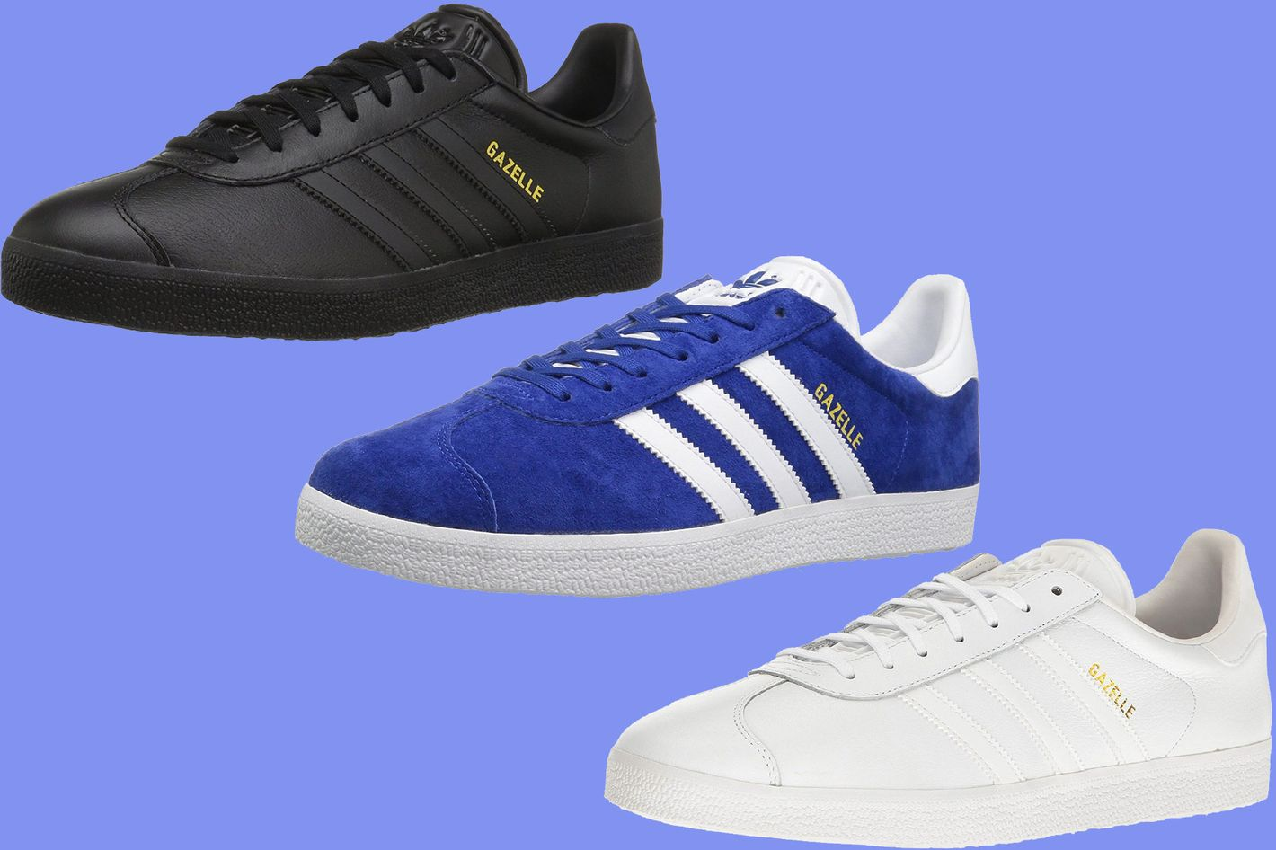 best website f1548 33fe6 Adidas Sneakers - Adidas Gazelles