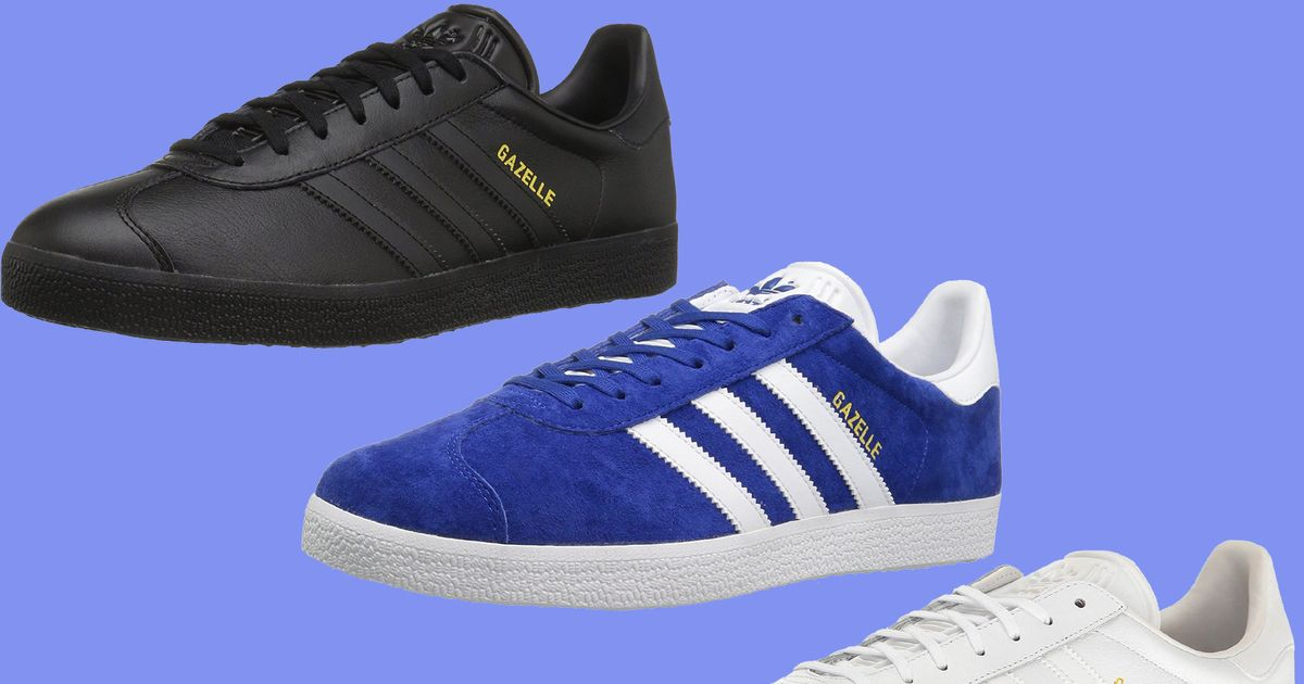 promo code 107c4 d3f11 Why Adidas Gazelles Are Better Than Stan Smiths