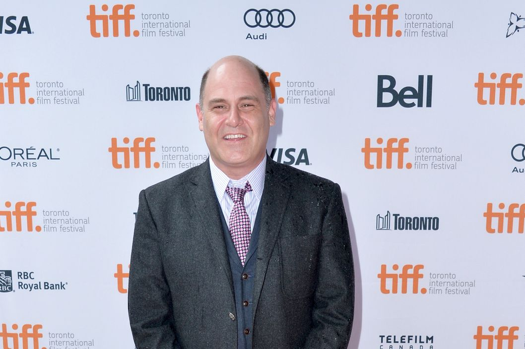 "TORONTO, ON - SEPTEMBER 07:  Director Matthew Weiner attends the ""You Are Here"" premiere at Ryerson Theatre during 2013 Toronto International Film Festival on September 7, 2013 in Toronto, Canada.  (Photo by Alberto E. Rodriguez/Getty Images)"